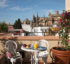 Heart of the city... Casa 1800 Seville #Andalucia #1800reasons
