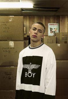 Discover the latest mens, womens and Kids collections from the official BOY London website. BOY London since London Today, Boy London, Urban Outfits, Streetwear Fashion, Chef Jackets, Street Wear, Boys, Collection, Women