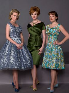 The Women of Mad Men- Success