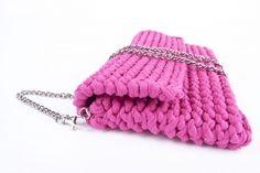 KnitBag - pink