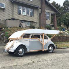 Portable bug garage