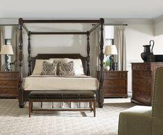 Bernhardt Patina Bed #bedroom