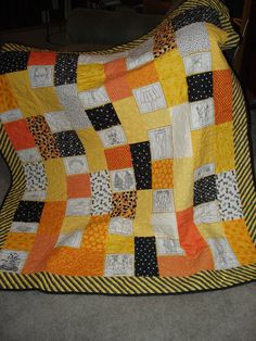 Quilt of Life by Irina Wardas on Etsy
