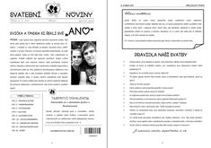 Svatební noviny - Svatební noviny - Obchod - Svatební tiskoviny Wedding, Horoscope, Amor, Mariage, Weddings, Marriage, Casamento