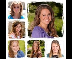 Duggar Sisters, Duggar Girls, Duggar Family, 19 Kids And Counting, Bates Family, Daughter In Law, Me Tv, Families, Tv Shows