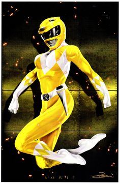 Yellow Ranger by Damon Bowie                                                                                                                                                                                 More
