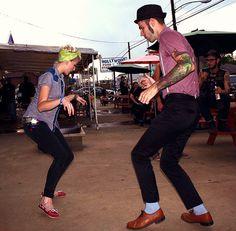 Dance Rockabilly style
