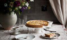 Kitchenette — Francouzský rebarborový koláč