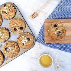 Breakfast Muffins | The Spoonful of Honey