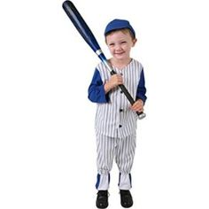 2018 Child Baseball Player Costume Size: Small and more Baseball Costumes for Boys, Boy's Halloween Costumes, Sports Costumes for Boys for Baseball Costumes, Baseball Uniforms, Baseball Pants, Boy Halloween Costumes, Boy Costumes, Baseball Players, Baseball Tickets, Children Costumes, Halloween Dress