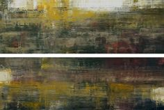 'War Bonnet - Tsunela' by American artist Ruth Andre. Oil, 24 x 36 in. via the artist's site