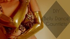 Nude Elastic Straps DIY - professional-looking dance costume straps - SPARKLY BELLY