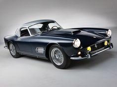 1958 Ferrari 250 GT California Spyder #cars #coches #autos | caferacerpasion.com                                                                                                                                                     Más #ferraricalifornia