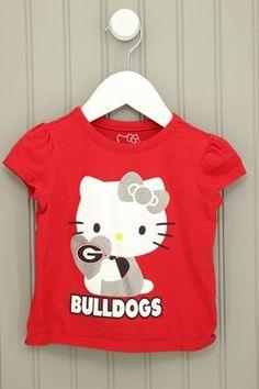 Hello Kitty 12-18M UGA Hello Kitty Tee