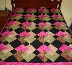Card Trick by QuiltsinMaine on Etsy, $700.00