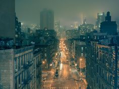 Franck Bohbot's  Evocative  ChinatownFranck Bohbot  is a photographer specializing in capturing public spaces, street  scenes, architectural sites, and environmental portraiture. Originally  from Paris, France, he moved to New York City in 2013. His series  'Chinatown' portrays the neighborhood with an off-beat approach from the  typical bustling 'cliche' to a silent and absent direction. Much more on our Facebook        Posted by  Andrew