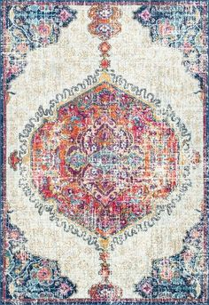 8'x10 rug is $290 & the 9'x12' rug is around $400, including rug pads. Bosphorus Frilly Corinthian Rug . RugsUSA