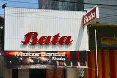 Bata Store in Indonesia