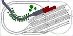 Hornby Setrack 8x4 OO-Scale Track Plan #3