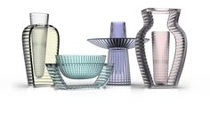 KARTELL SHINE VASES COLLECTION 02