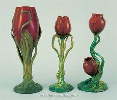Art Nouveau Glass,  Hungary