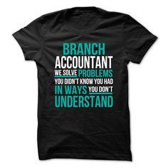 (Tshirt Deals) Branch Accountant [Tshirt Facebook] Hoodies