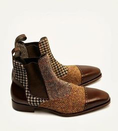 Chelsea Boots, unknown designer