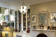 Notting Hill Mews House : : Prints & Antiques : Julia Boston Antiques