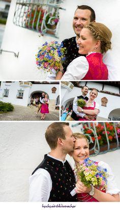 #Hochzeit auf der Alm am #Tegernsee - Fotograf (c) #Hochzeitsbildermacher