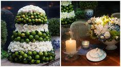 Decoração clássica: frutas na decoração - Foto: Roberto Wagner
