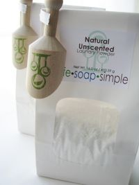 How to Make Natural Laundry Soap & Tons of Other Things