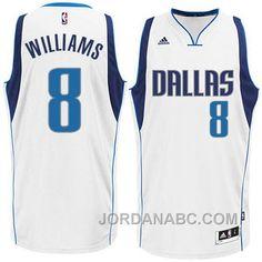 66626a4c2 ... Revolution 30 Swingman Road Jersey Buy Dallas Mavericks Deron Williams  2015 New Swingman Home White Jersey from Reliable Dallas Mavericks Deron ...