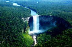 the-worlds-largest-drop-water-fall-kaieteur-falls    Yushan National Park, Taiwan