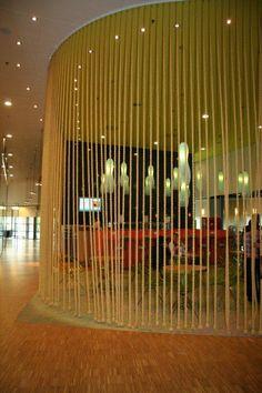 Vertical Rope Screen