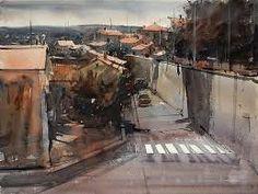 Картинки по запросу Joseph Zbukvic watercolour