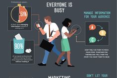 busy and productive people