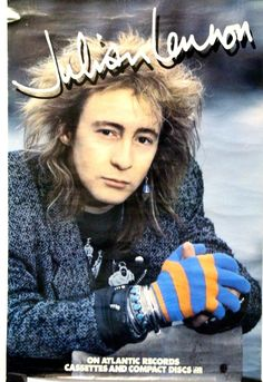 Picture of Julian Lennon Julian Lennon, Wife And Girlfriend, Mom And Dad, The Beatles, Rock And Roll, Girlfriends, Blues, Music, Pictures