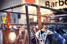 Bread & Butter Berlin 2013 Winter – BARBOUR by Shed exhibit design