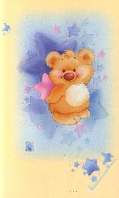 Florynda del Sol ღ☀¨✿ ¸.ღ ♥Marina Fedotova♥ Anche gli Orsetti hanno un'anima…♥ Tatty Teddy, Cute Images, Cute Pictures, Sweet Drawings, Teddy Bear Pictures, Blue Nose Friends, Bear Illustration, Free Cartoons, Alice In Wonderland Party