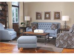 Elite Furniture Gallery NC Furniture Highland House Cassidy Sofa 1114-81 www.elitefurnituregallery.com 843.449.3588 Nationwide Delivery
