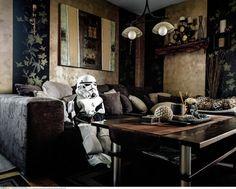 LARPers at Home:  Stormtooper