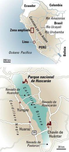 En la fabulosa Cordillera Blanca de Perú | El Viajero | EL PAÍS