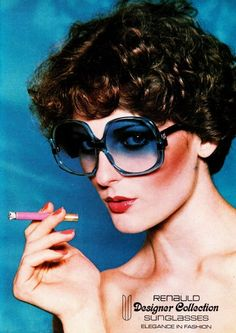 a777d72cfdc6 Renauld sunglasses vintage ad 1970s Sunglasses