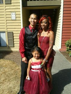Beautiful and color coordinated interracial family #love #ambw #bwam