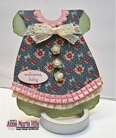 Baby card tutina