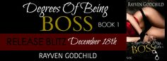 Renee Entress's Blog: [Release Blitz & Giveaway] Degrees of Being Boss b...