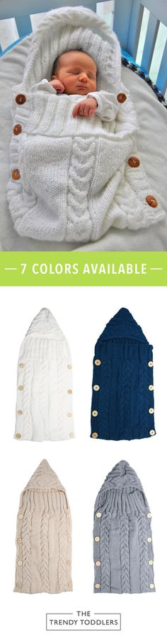 SALE 40% + FREE SHIPPING! SHOP Our Warm Knitted Sleeping Bag