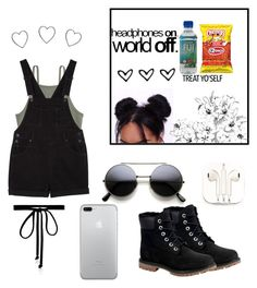 """Wattpad #10"" by srcalderon on Polyvore featuring Monki, ZeroUV, Joomi Lim, Timberland and PhunkeeTree"