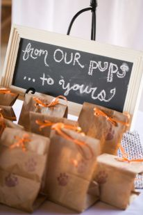 CLEVER IDEAS FOR PET-FRIENDLY WEDDING DECOR AT WARTHOGS BUSH CAMP.