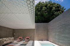 Aigai Spa | Mario Figueroa #courtyard
